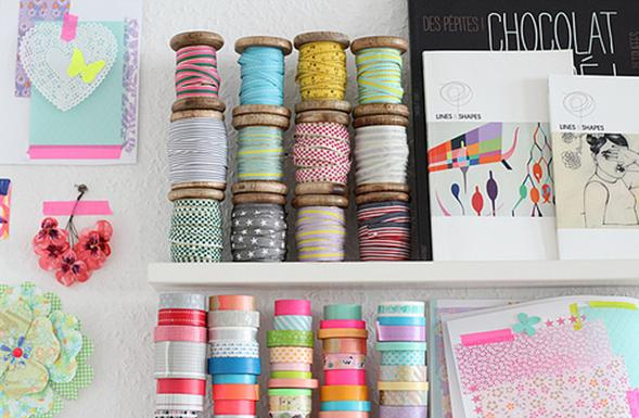 Craft Room By Decor8 On Flickr