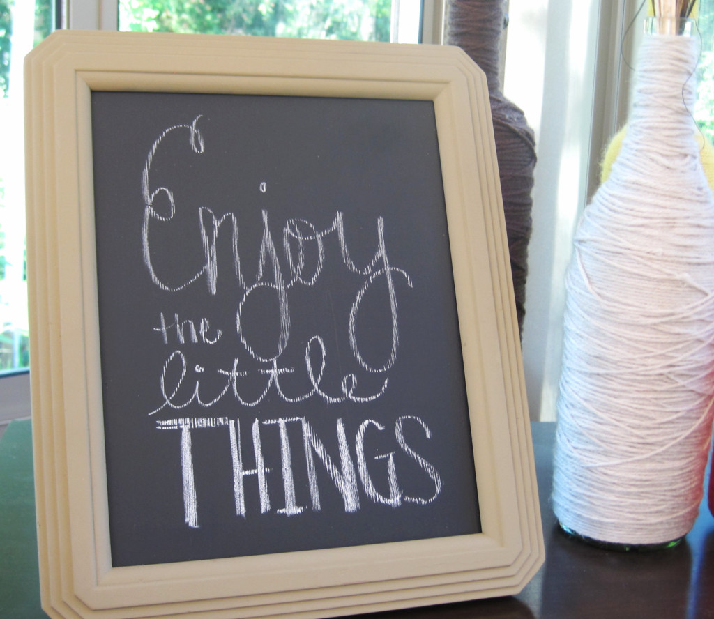 Chalkboard by Chelseys Distractions