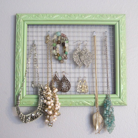 Frame Jewelry and Photo Organizer by Chelseys Distractions