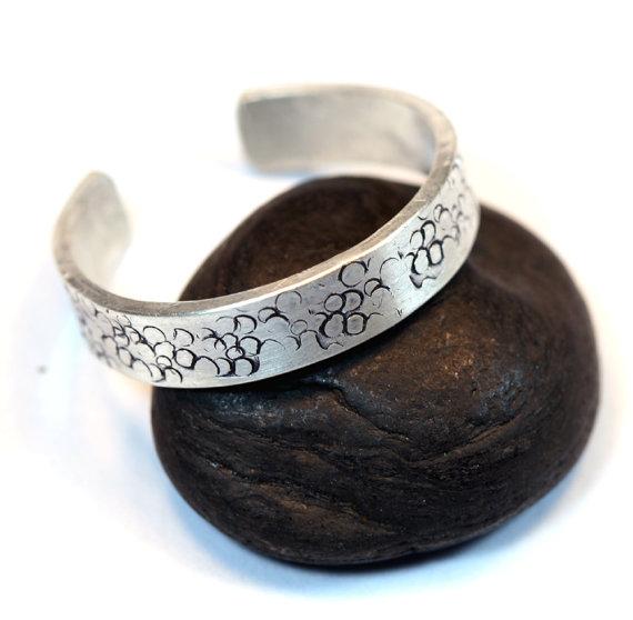 Sterling Silver Adjustable Ring by Valerie Tyler