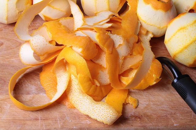 Citrus Peelings by L. Marie on flickr