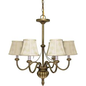 Glomar Vanguard Chandelier at the Home Depot