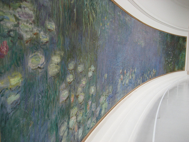 Monet by StephenCarlile on flickr