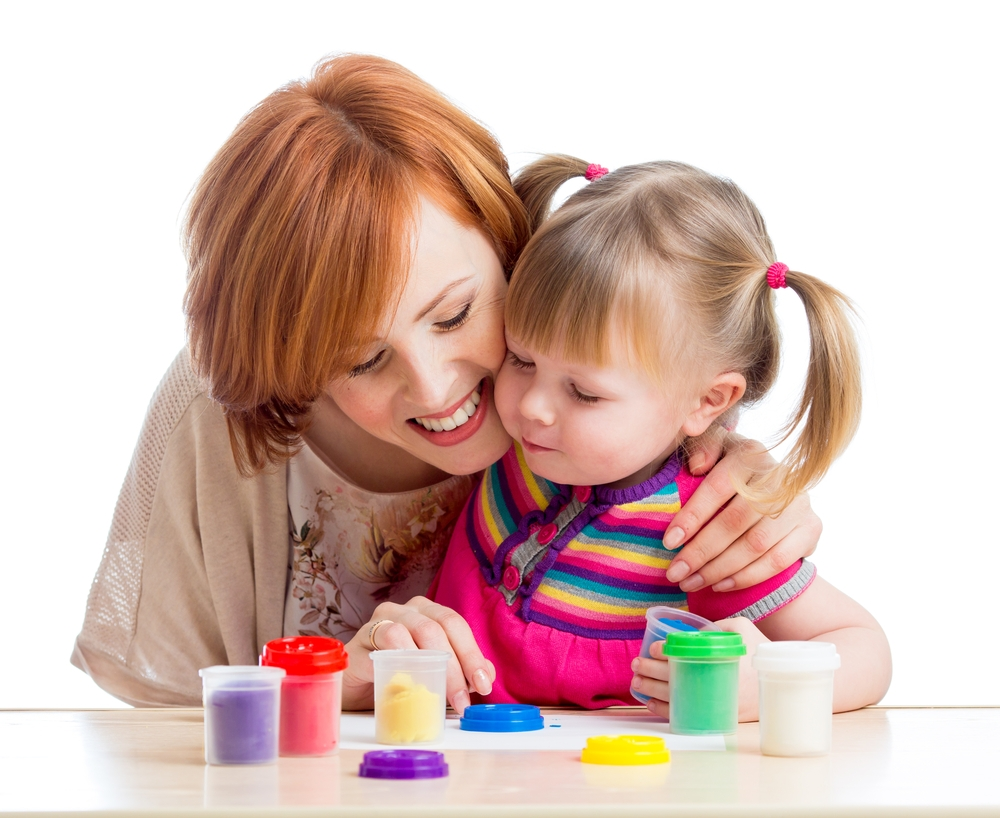 Mother and Child shutterstock_126377087