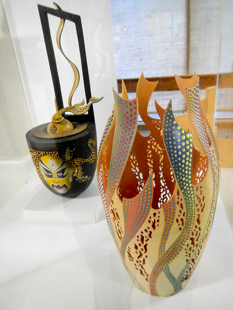 Ceramics by PunkToad on flickr