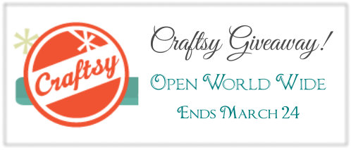Craftsy Class 2014 Giveaway