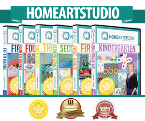 Home Art Studio DVD Set 2015